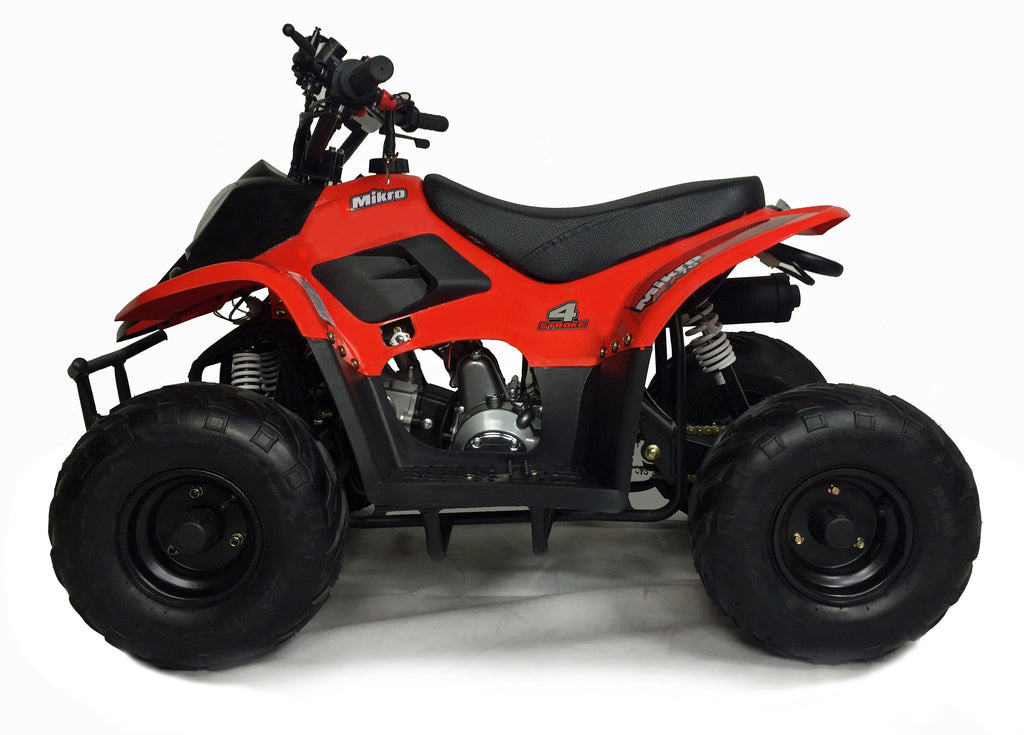 NEW VRX70 70cc Kids Quad Bike With Remote Safety Cut Off - MotoX1-Motocross ATV