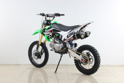 PRE ORDER MAY 2021 - MotoX1 YX-140R 140cc Pitbike Dirtbike Green Edition - MotoX1 Motocross ATV