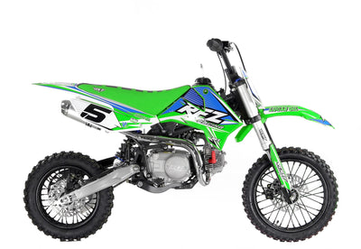 NEW 110cc Pro Start RFZ Racing™ Semi Auto Pit Bike 14/12