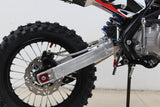 PRE ORDER MAY 2021 - MotoX1 YX-140R 140cc Pitbike Dirtbike Red Edition - MotoX1 Motocross ATV