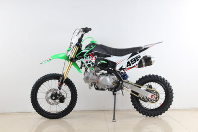PRE ORDER MARCH 2021 - MotoX1 YX-140R 140cc Pitbike Dirtbike Green Edition - MotoX1-Motocross ATV