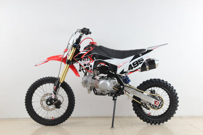 PRE ORDER MARCH 2021 - MotoX1 YX-140R 140cc Pitbike Dirtbike Red Edition - MotoX1-Motocross ATV
