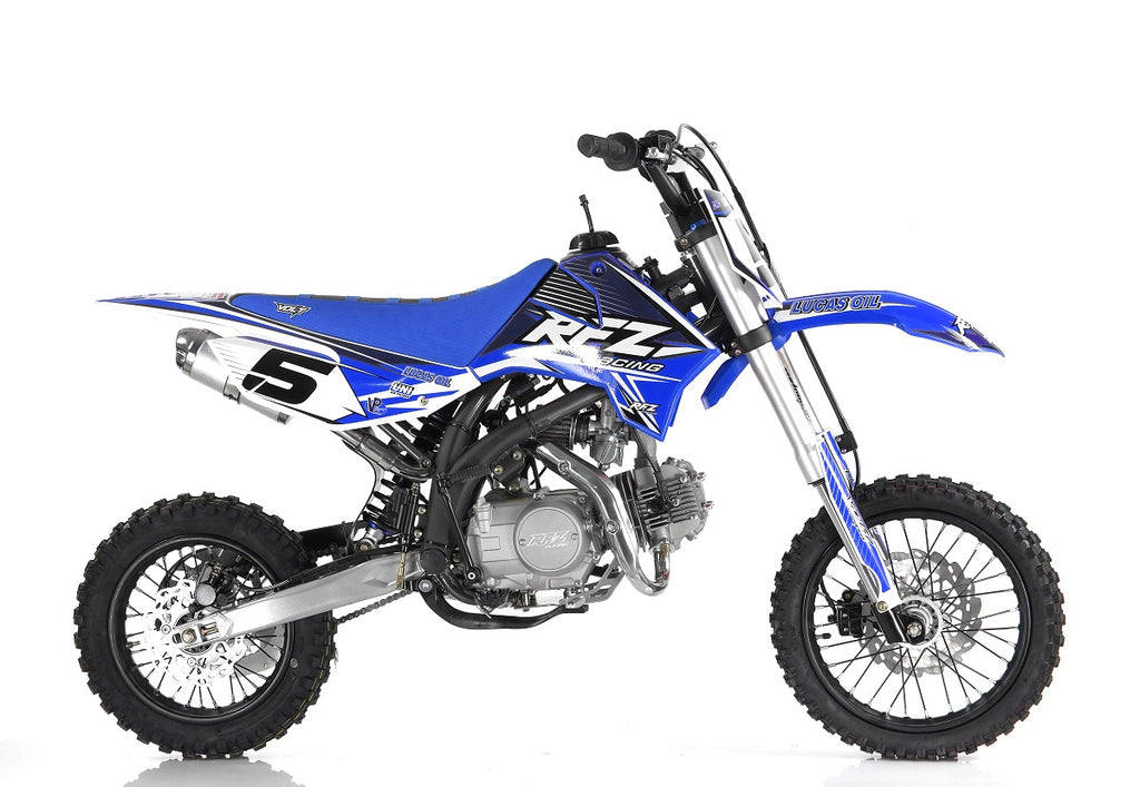 "PRE ORDER MAY - Jaguar 125cc RFZ RACING™ Pit Bike 14""/12"" - MotoX1-Motocross ATV"