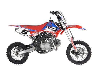 PRE ORDER MAY- Jaguar 125cc RFZ RACING™ Pit Bike 14
