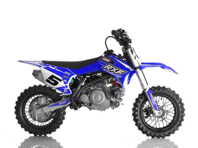 PRE ORDER MAY - NEW  Kids 60cc RXF Racing™ Mini Dirt Bike - BLUE - MotoX1-Motocross ATV