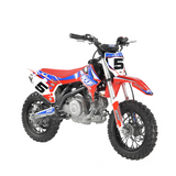 PRE ORDER XMAS - NEW  Kids 60cc RXF Racing™ Mini Dirt Bike - BLUE - MotoX1-Motocross ATV
