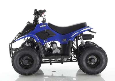 PRE ORDER MAY - NEW VRX70 70cc Kids Quad Bike With Remote Safety Cut Off - MotoX1 Motocross ATV