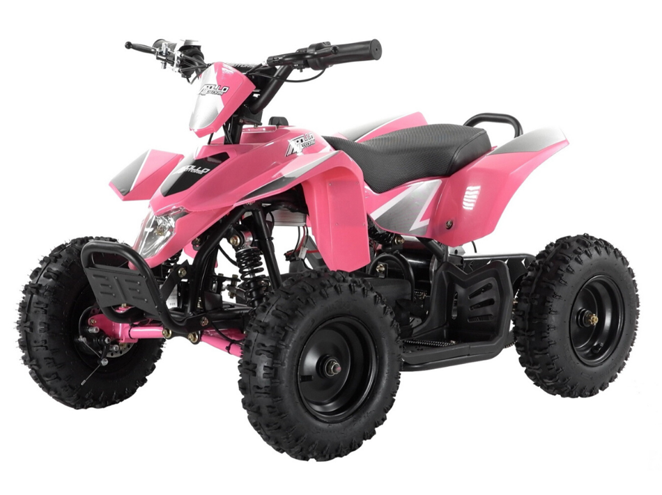 NEW Puma 1000w Kids Electric Mini Quad - MotoX1-Motocross ATV
