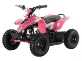 Puma 1000w Kids Electric Mini Quad - MotoX1-Motocross ATV