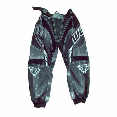 Wulfsports Cub Forte Race Suit Kids Children Motocross Trouser Pants - GREY - MotoX1-Motocross ATV