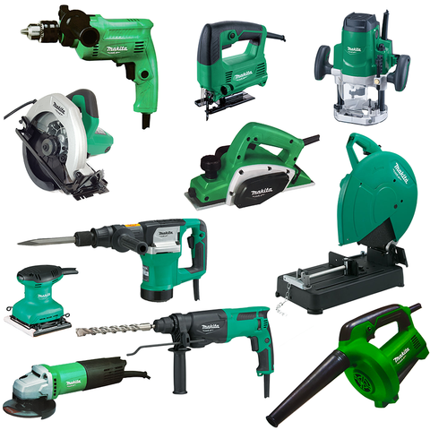 Makita MT Series Power Tools