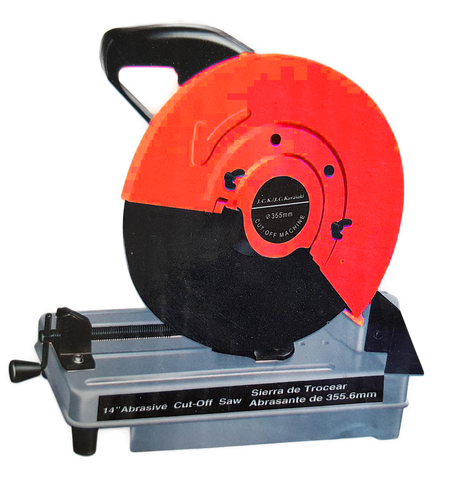 "JCK 6355B Cut off Machine 14"" - goldapextools"