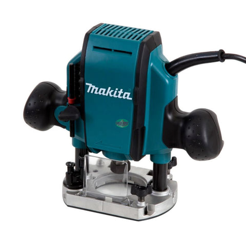Makita RP0900 Mini Plunge Router - goldapextools