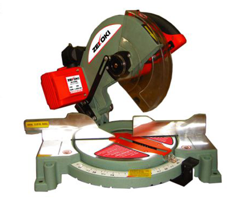 Zekoki ZKK-2550MS Miter Saw - goldapextools