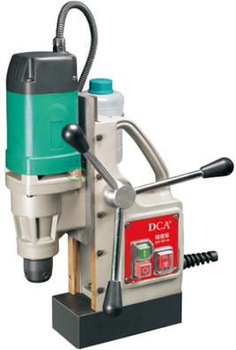 DCA AJC30 Magnetic Drill Press - goldapextools