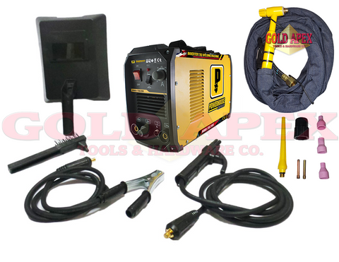 Powerhouse MMA-TIG200 2-in-1 TIG / MMA DC Inverter Welding Machine - goldapextools
