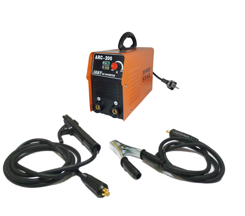 Powerstar DC Inverter Welding Machine 200A - goldapextools