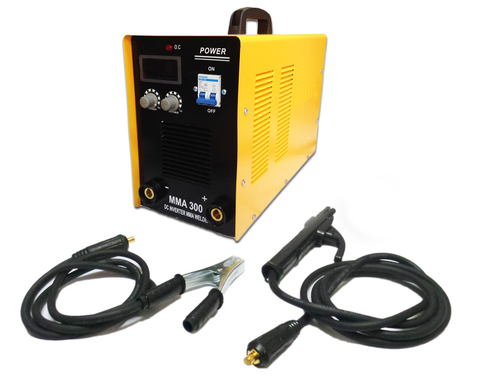Yamato DC Inverter Welding Machine MMA 300A (HEAVY DUTY VERSION) - goldapextools