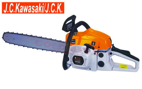 J.C.Kawasaki MC5801 Chainsaw 22""