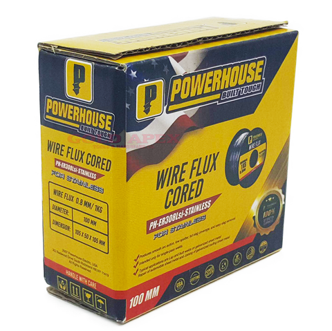 Powerhouse Fluxcored MIG Welding Wire (PH-ER308Lsi) for *STAINLESS* 1kg