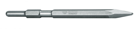 Bosch 17x280 mm HEX Pointed Chisel - goldapextools