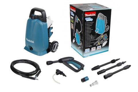 Makita HW102 Portable High Pressure Washer - goldapextools