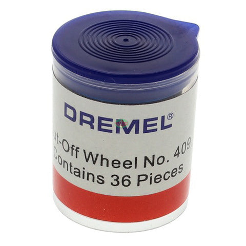Dremel 409 Thin Cut-off Wheels (36pcs) - goldapextools