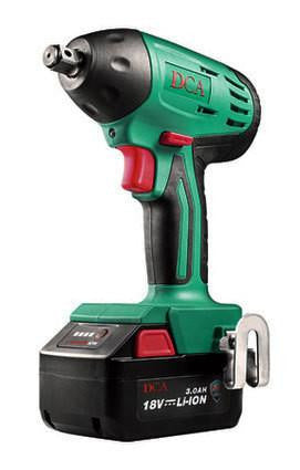 DCA ADPB16A Cordless Impact Wrench - goldapextools