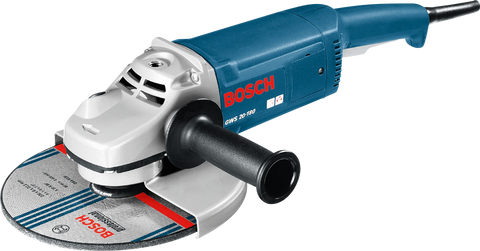 Bosch GWS 20-180 Angle Grinder - goldapextools