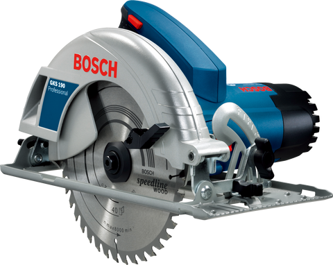 Bosch GKS 190 Circular Saw 7-1/4 Inches - goldapextools