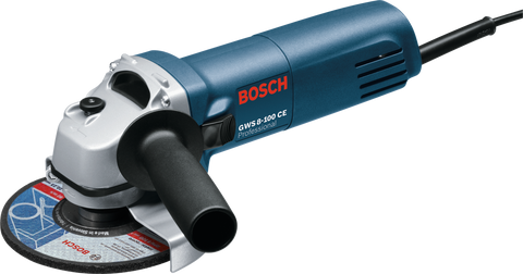 Bosch GWS 8-100 CE Angle Grinder - goldapextools