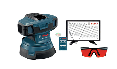 Bosch GSL 2 Surface Laser for Floor Leveling and Preparation - goldapextools
