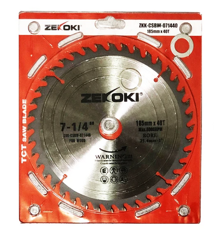 Zekoki Circular Saw Blade for Wood