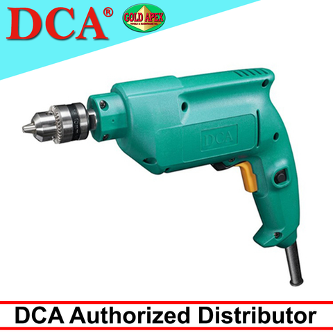 DCA AJZ05-10A Electric Drill 10mm - goldapextools