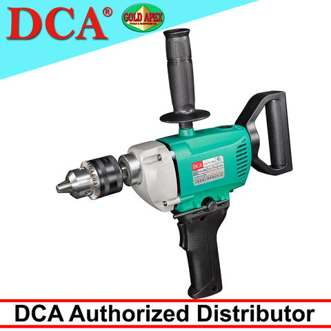 DCA AJZ16A Electric Drill - goldapextools