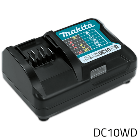 Makita DC10WD 12V Battery Charger (CXT Series)