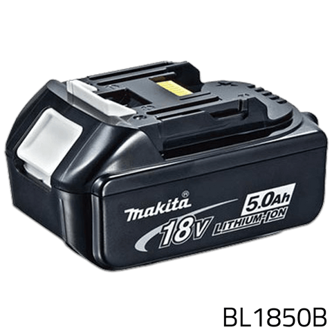 Makita BL1850B 18V 5.0Ah Lithium-Ion Battery (LXT Series)