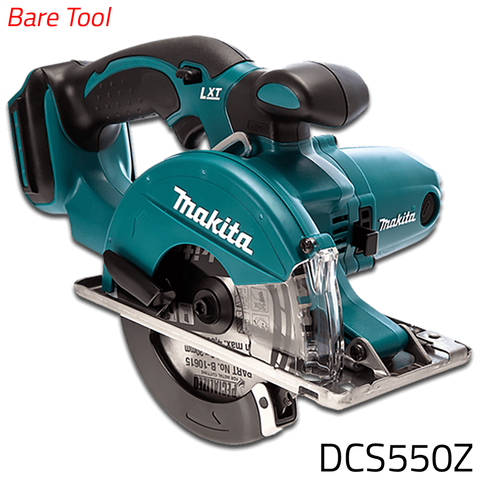 Makita DCS550Z 18V Cordless Metal Cutter (LXT-Series) [Bare Tool]
