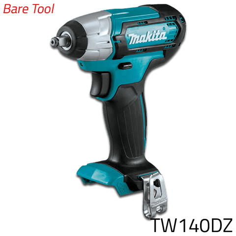 Makita TW140DZ 12V Cordless Impact Wrench (CXT-Series) [Bare Tool]