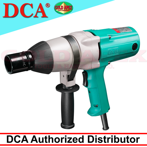 DCA APB22C Impact Wrench - goldapextools