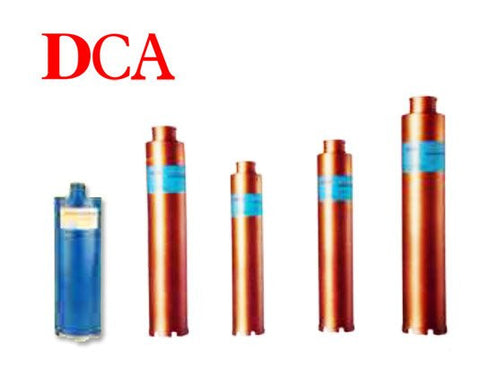 DCA Diamond Core Bit (Core Cutter Bit) - goldapextools