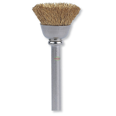 Dremel 536 Brass Brush - goldapextools