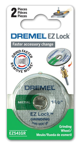 Dremel EZ541GR 1-1/2 inches Grinding Wheel - goldapextools