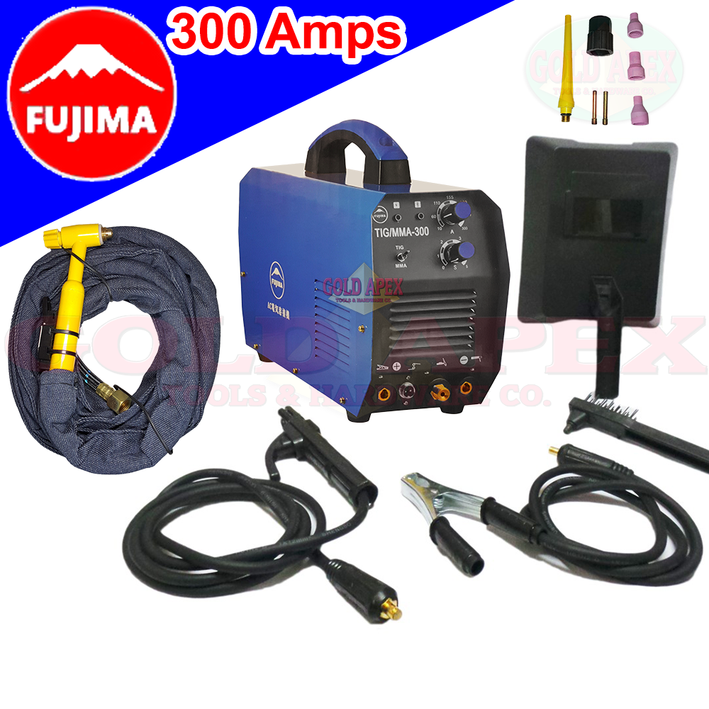 Fujima TIG / MMA 300A DC Inverter Welding Machine