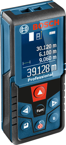Bosch GLM 400 Laser Distance Measurer (40 Meters)