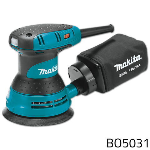 Makita BO5031 Random Orbit Sander