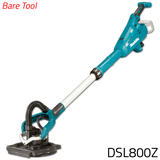 Makita DSL800Z 18V Cordless Brushless Drywall Sander (LXT Series) [Bare Tool]