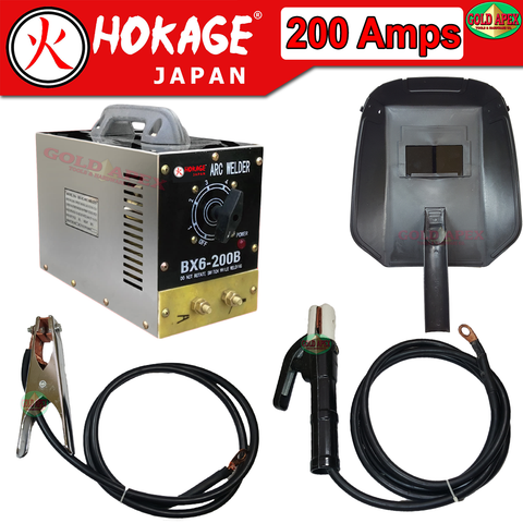 Hokage BX6 200A Stainless Body Welding Machine