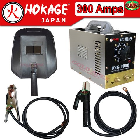 Hokage BX6 300A Stainless Body Welding Machine