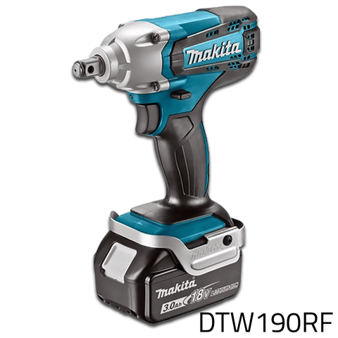 Makita DTW190RF 18V Cordless Impact Wrench (LXT-Series)